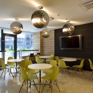 Hospitality & Cafe