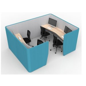 Acoustic Furniture and Panels